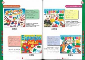 Catálogo Juegos cast 2