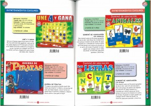 Catálogo Juegos cats 1